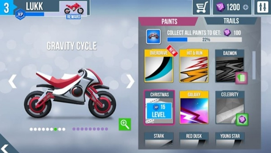 超级摩托车零破解版