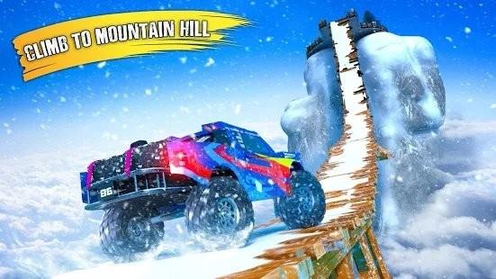登山冒险驾驶游戏