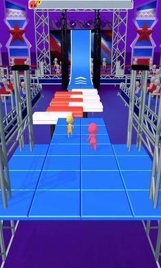 障碍赛跑游戏