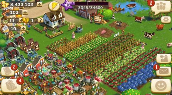开心农场2:乡村度假IOS版