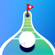 完美的高尔夫球