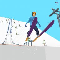 跳台滑雪3D 1.01